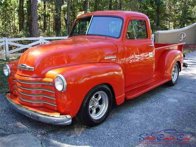 1951 Chevrolet 3100 | 1034935