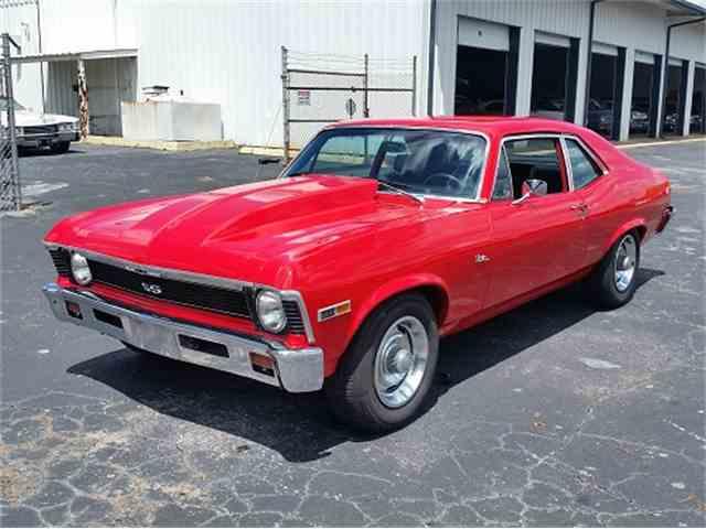 1969 Chevrolet Nova | 1034945