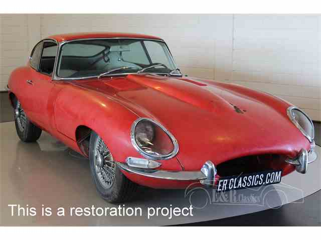 1962 Jaguar E-Type | 1034947