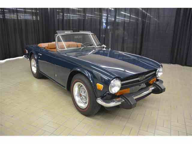 Picture of '74 TR6 - M6KL