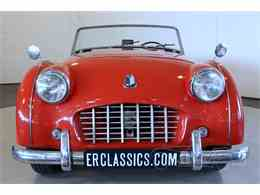 Picture of Classic '57 TR3 located in Noord Brabant - $41,300.00 Offered by E & R Classics - M6KQ