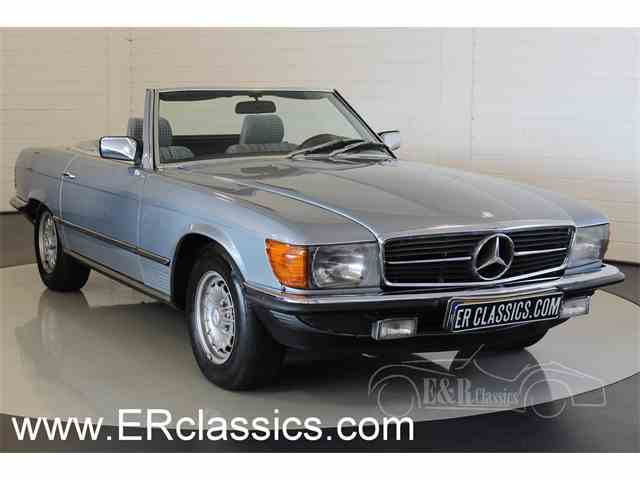 1983 Mercedes-Benz 280SL | 1034955