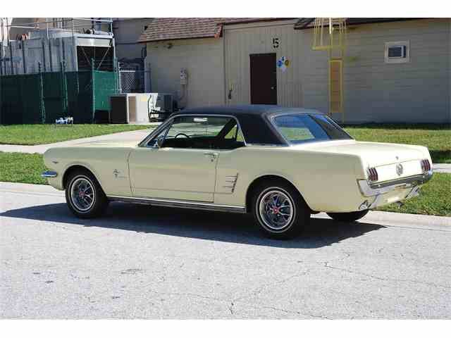1966 Ford Mustang | 1034972