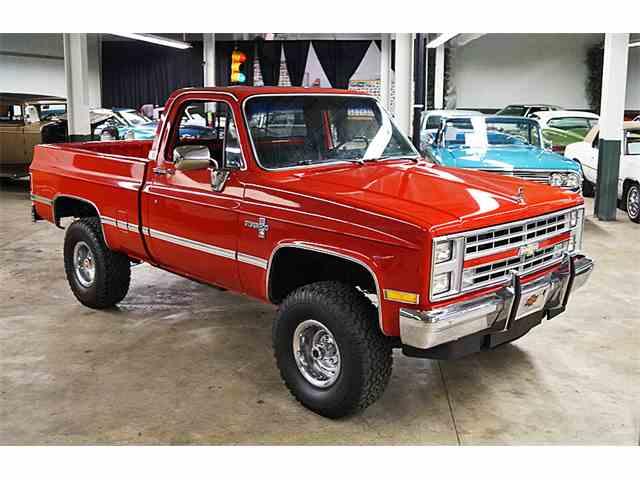 1986 Chevrolet Silverado | 1034983