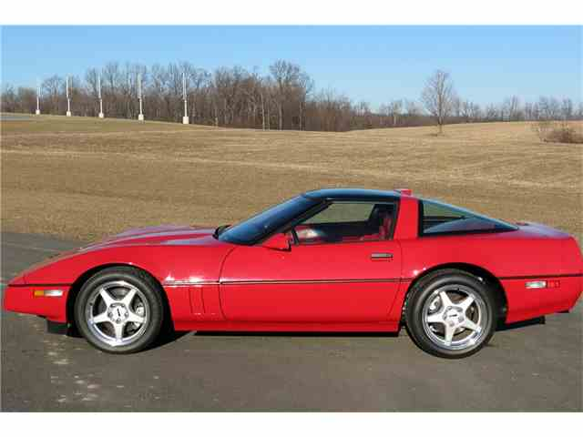 1990 Chevrolet Corvette ZR1 | 1034984