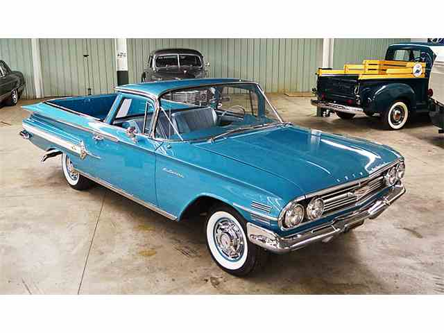 Picture of Classic '60 Chevrolet El Camino located in Canton OHIO - $38,950.00 Offered by Motorcar Portfolio - M6LM