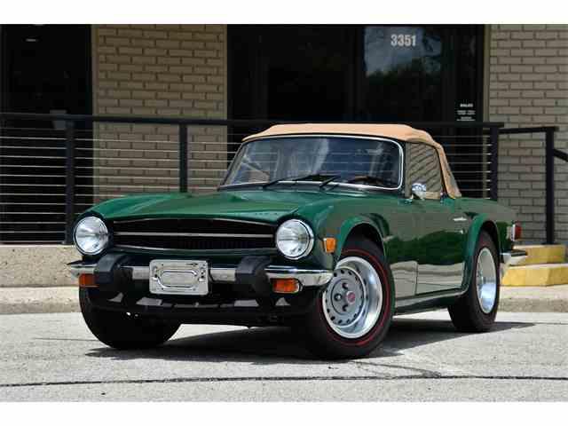 1976 Triumph TR6 | 1034990
