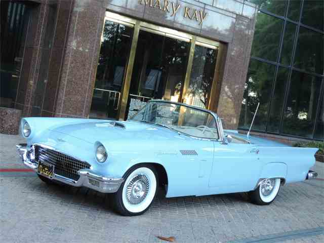 1957 Ford Thunderbird | 1034995