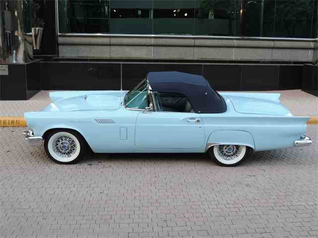 1957 Ford Thunderbird | 1034996