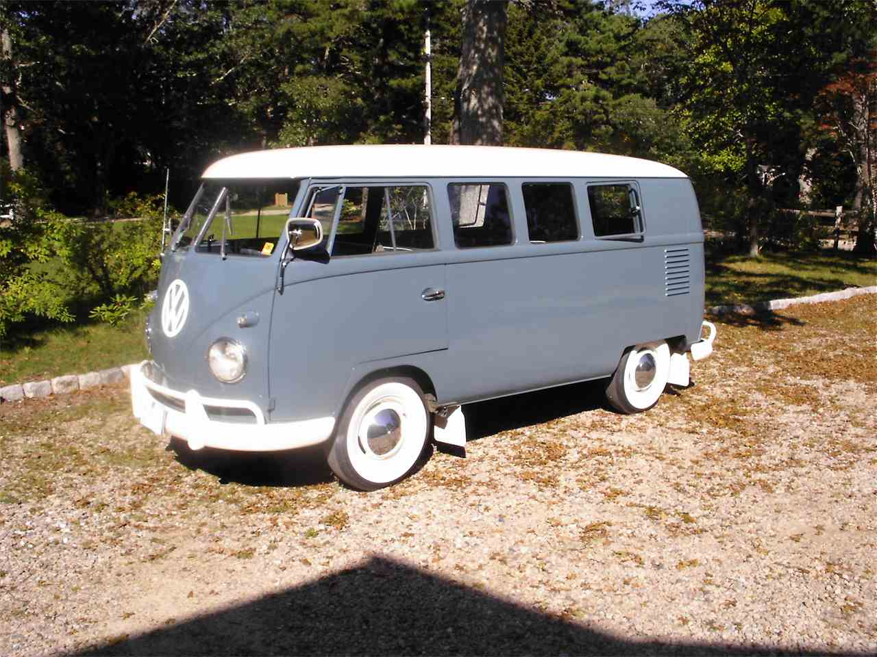 1959 Volkswagen Bus For Sale Classiccars Com Cc 1030005