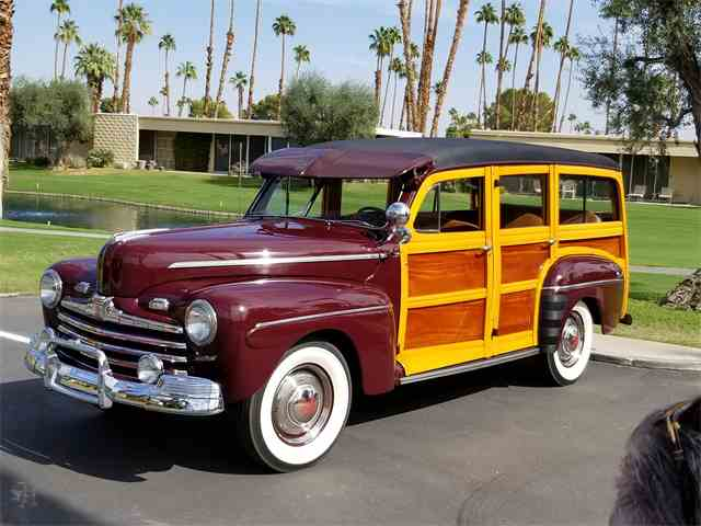 1947 Ford Woody Wagon | 1035000