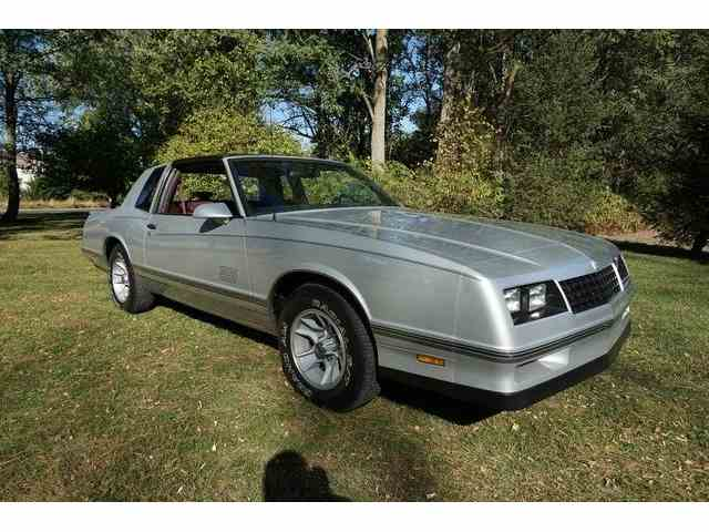 1987 Chevrolet Monte Carlo SS | 1035012