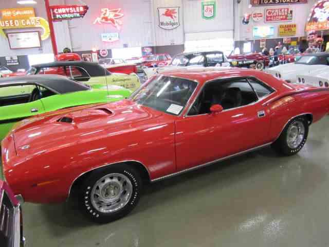 1970 Plymouth Cuda | 1035015