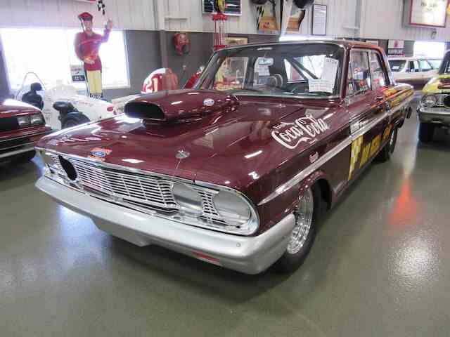 Picture of '64 Ford Fairlane Offered by Ray Skillman Classic Cars - M6MQ