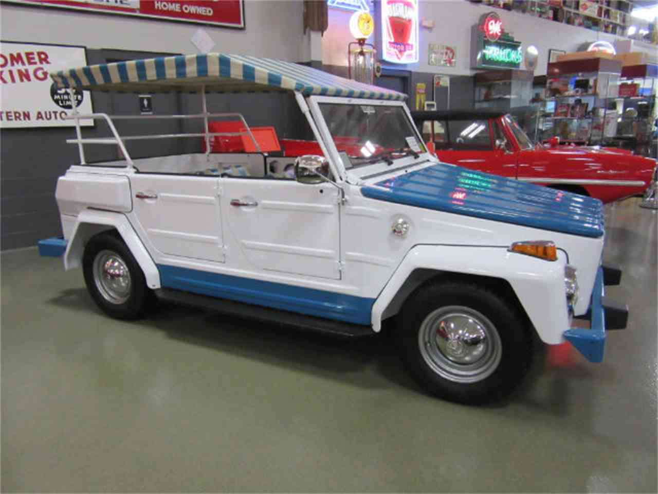 1973 Volkswagen Thing For Sale Classiccars Com Cc 1035028