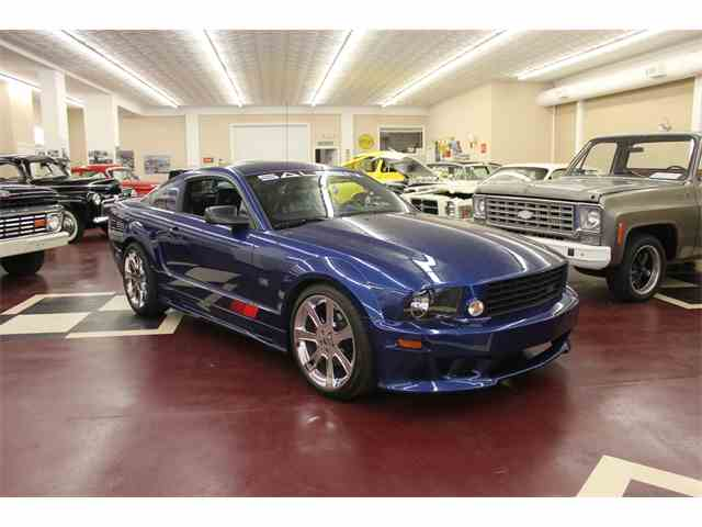 2008 Ford Mustang (Saleen) | 1035037