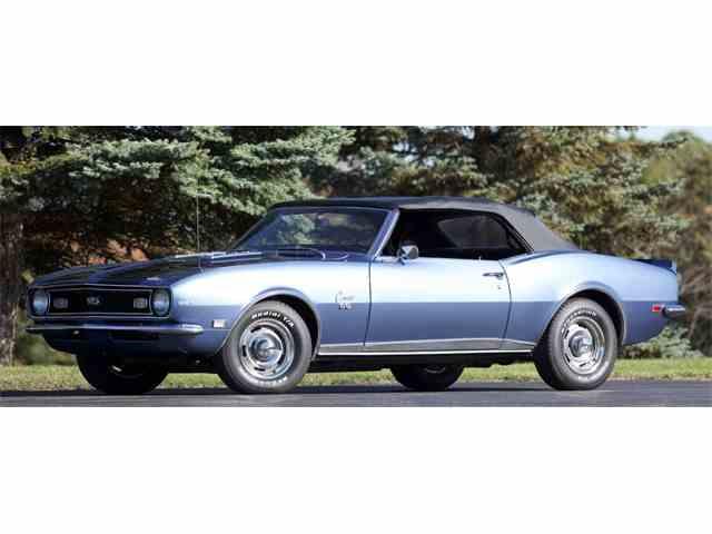 1968 Chevrolet Camaro SS | 1035038