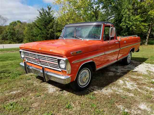 1969 Ford F100 | 1035047