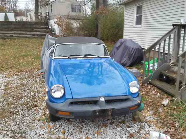 Picture of '77 MGB - M6NU