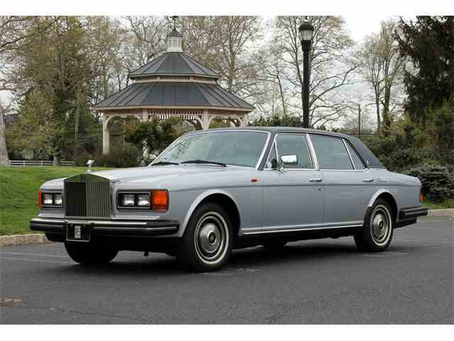 1985 Rolls-Royce Silver Spur | 1035070