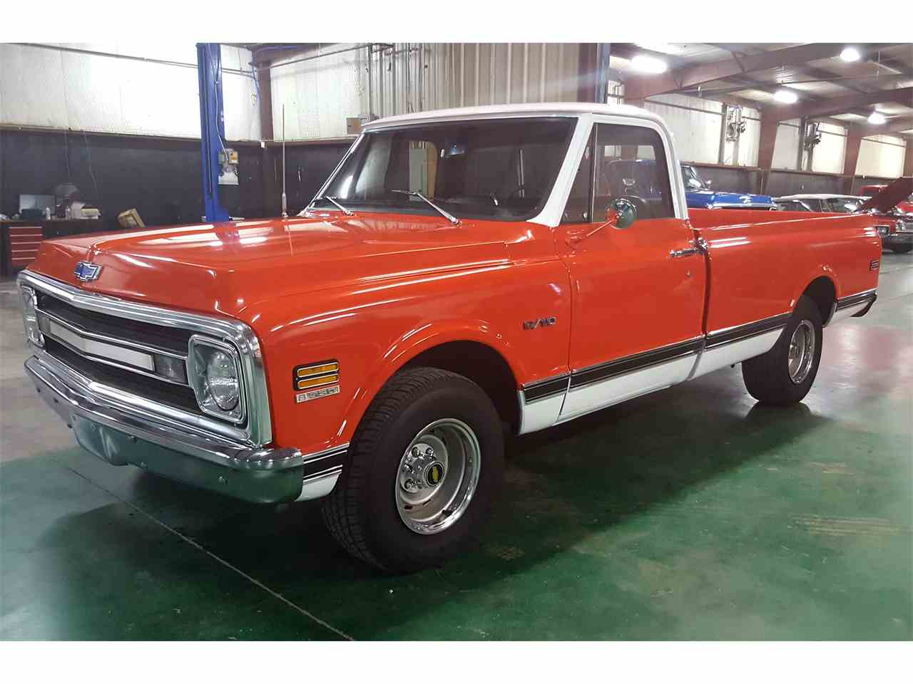 All Chevy 1969 chevrolet c10 for sale : 1969 Chevrolet C10 for Sale | ClassicCars.com | CC-1035075
