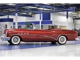 Picture of Classic '54 Buick Roadmaster located in Conroe Texas Offered by Monaco Luxury - M6O4