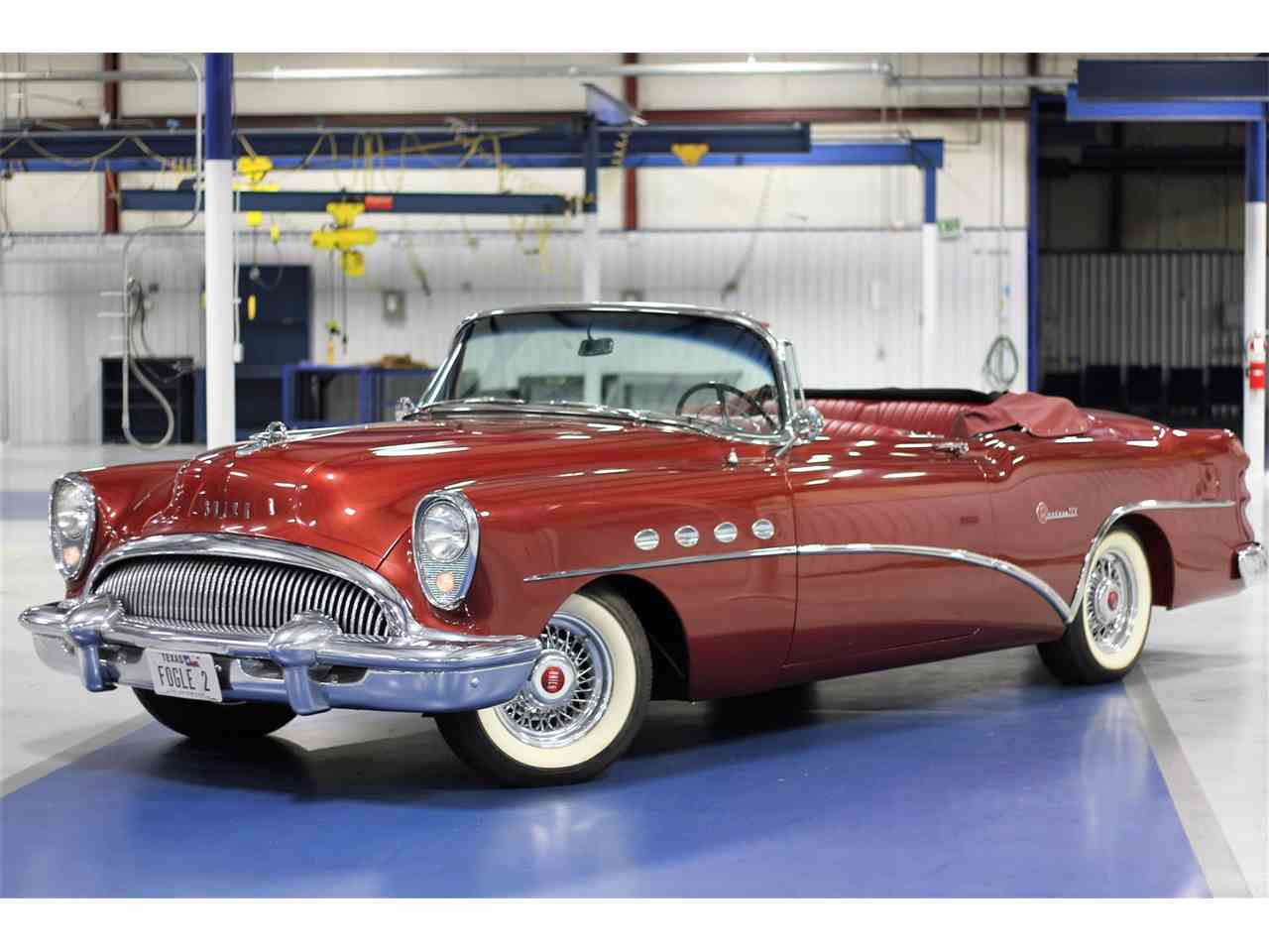 Large Picture of Classic '54 Roadmaster located in Conroe Texas - $169,900.00 Offered by Monaco Luxury - M6O4