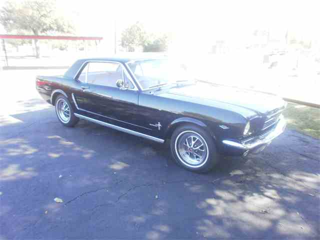 Picture of Classic 1965 Ford Mustang located in Cleburne TEXAS - $26,500.00 - M6O8