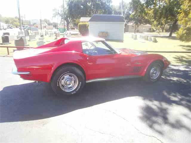 1971 Chevrolet Corvette | 1035082