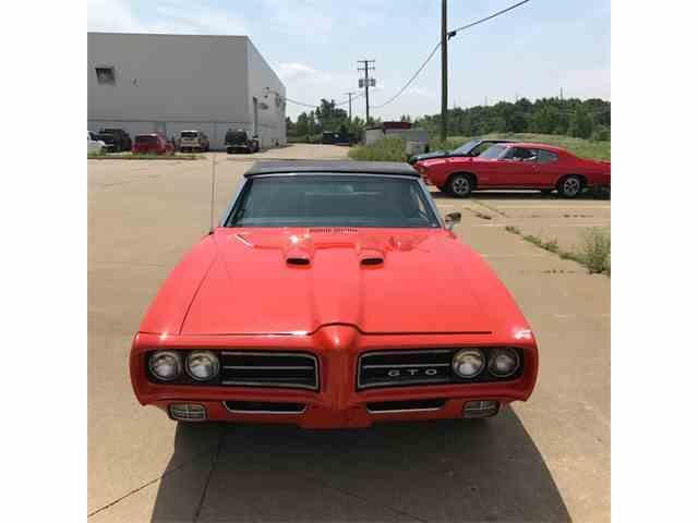 1969 Pontiac GTO | 1035092