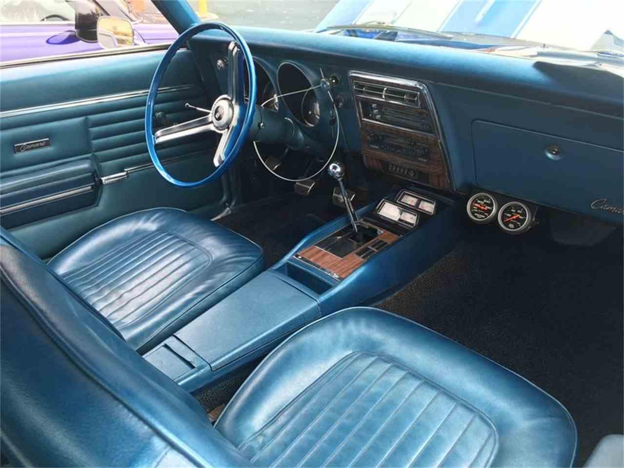 1968 Chevrolet Camaro Ss For Sale Classiccars Com Cc