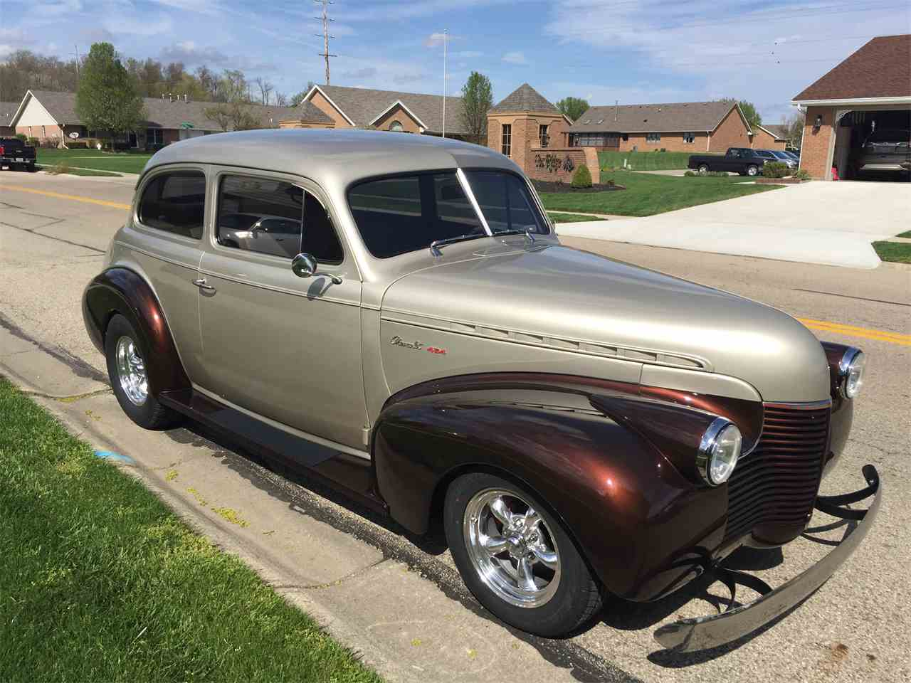1936 to 1940 Chevrolet for Sale on ClassicCars.com - 160 Available