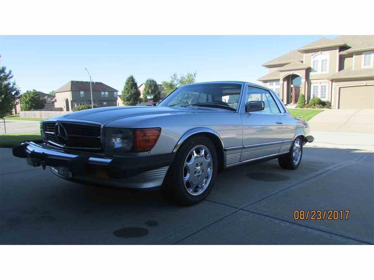 1979 Mercedes-Benz SL-Class for Sale - CC-1035098