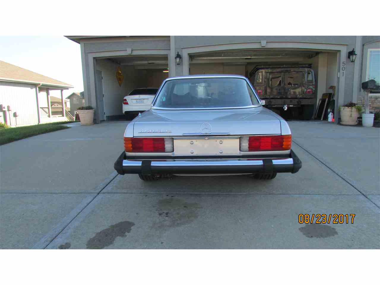 Large Picture of '79 SL-Class - M6OQ