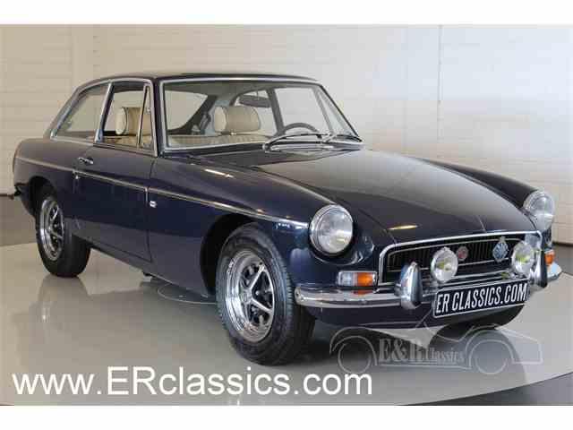 1972 MG MGB | 1035106