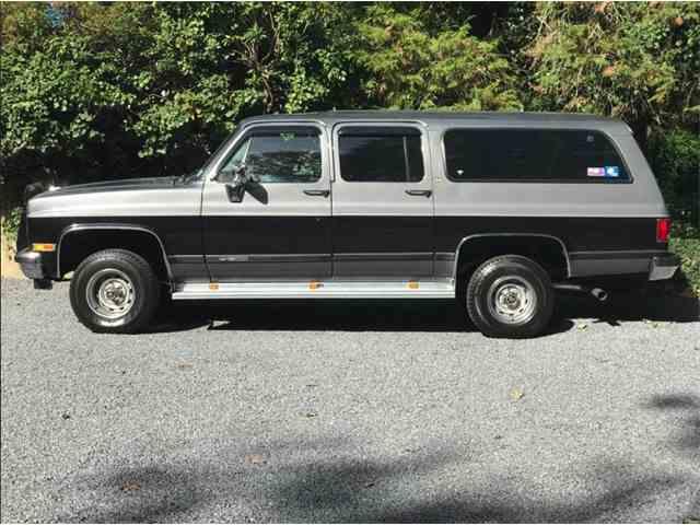 1989 Chevrolet Suburban | 1035114