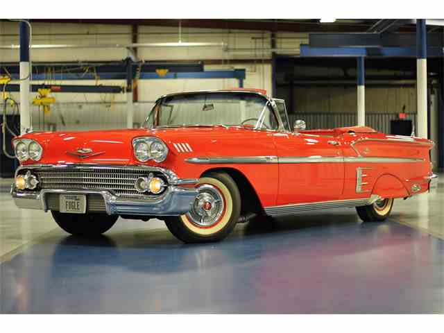 Picture of Classic '58 Impala - M6PD