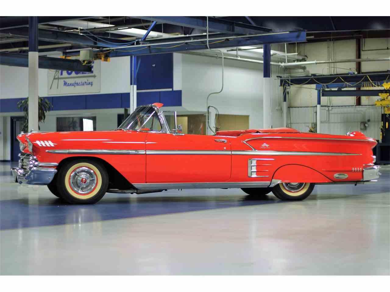 1958 Chevrolet Impala for Sale | ClassicCars.com | CC-1035121