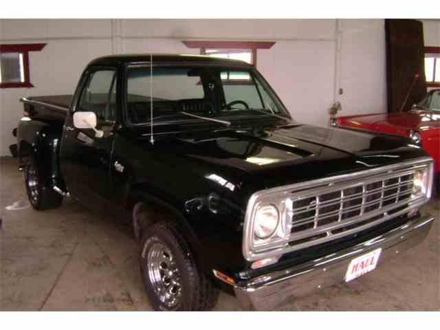 1976 Dodge Warlock   1035134