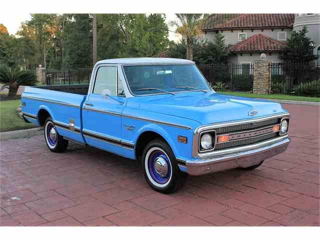 1969 Chevrolet C10 | 1035137