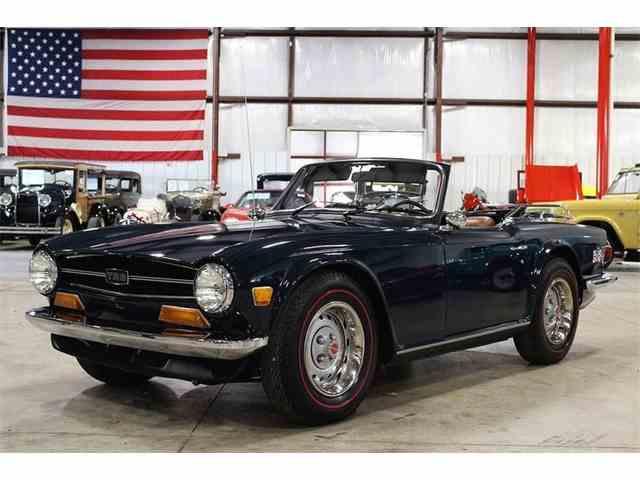 1973 Triumph TR6   1035146
