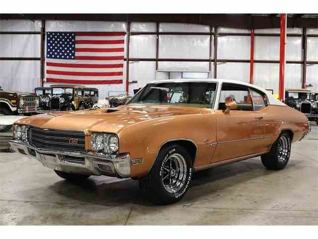 Picture of Classic '71 Buick Gran Sport located in Kentwood Michigan - $26,900.00 Offered by GR Auto Gallery - M6Q7