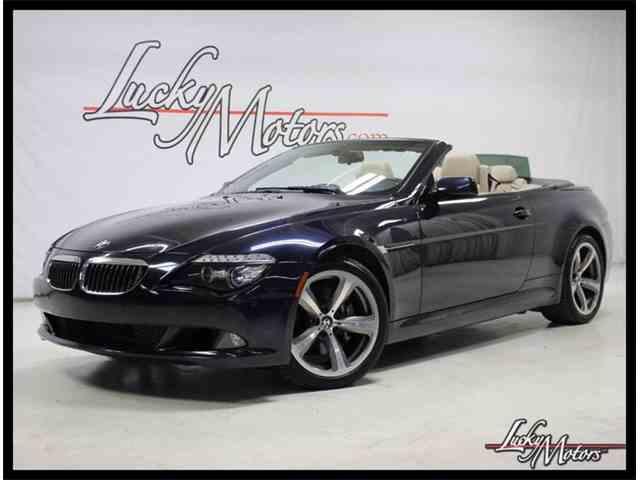 2008 BMW 6 Series | 1035153