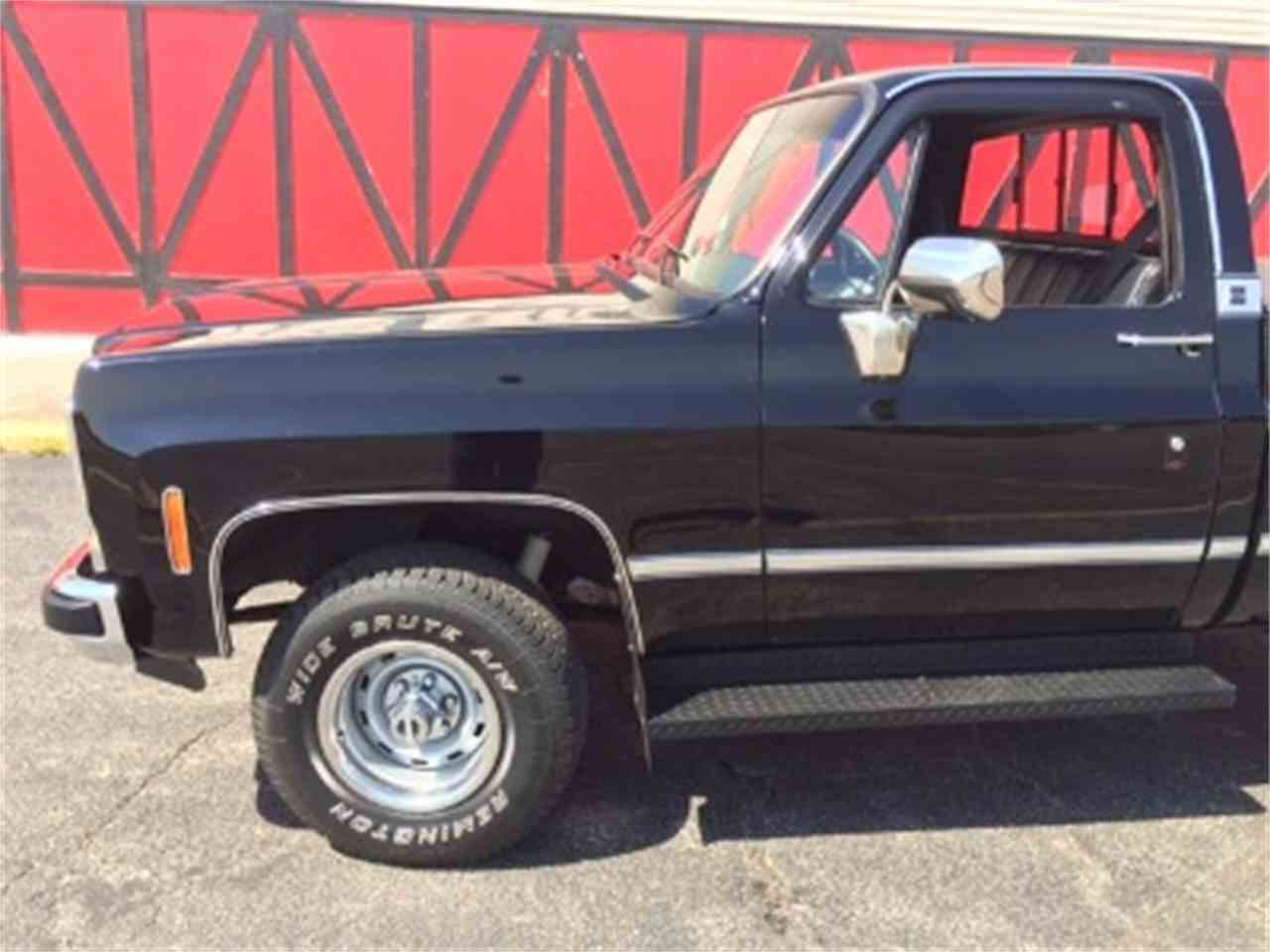 Large Picture of '77 Blazer - M6QC