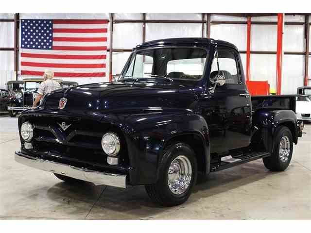 Picture of '55 F100 - M6QF