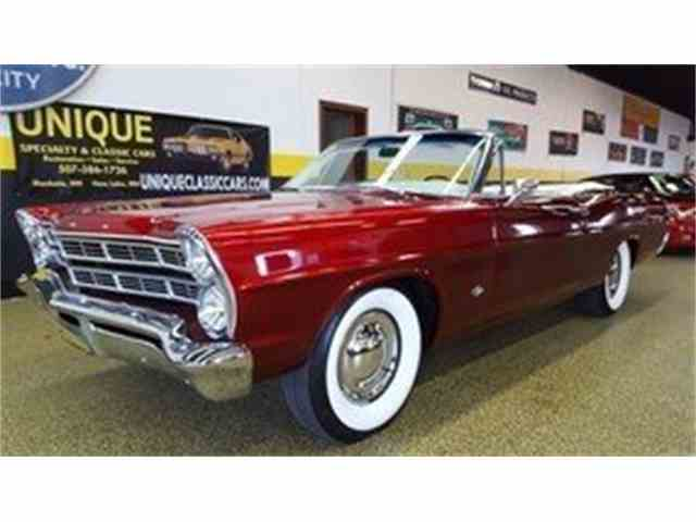 1967 Ford Galaxie 500    Convertible | 1035169