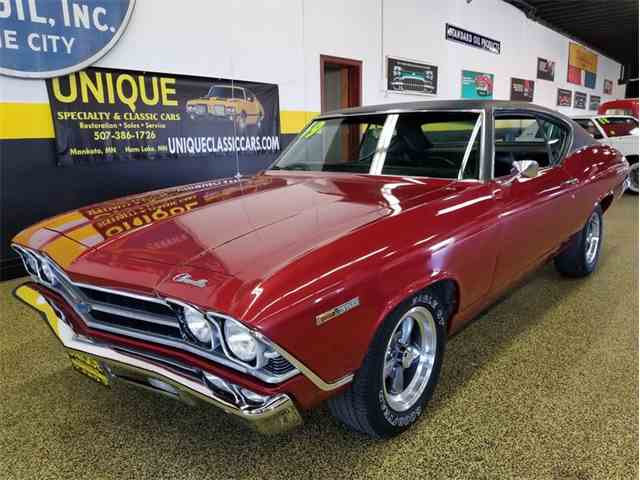 Picture of '69 Chevelle - M6RQ