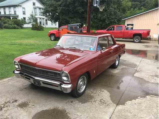 1966 Chevrolet Nova II Hardtop | 1035217