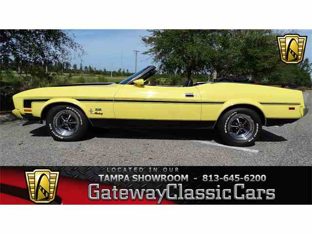 1973 Ford Mustang | 1035220