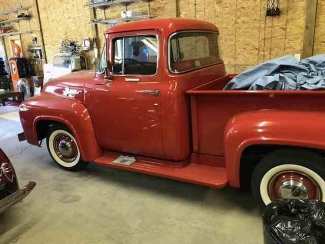1956 Ford F100 Big Window Pickup | 1035222